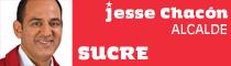 Jesse Chacón | Alcalde de Sucre